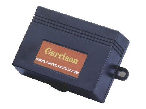 GARRISON RECEIVER LK-102 RD (2 - CHANNEL)