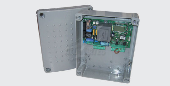 Browse through control panels spare parts bft for Alcor 6 bft